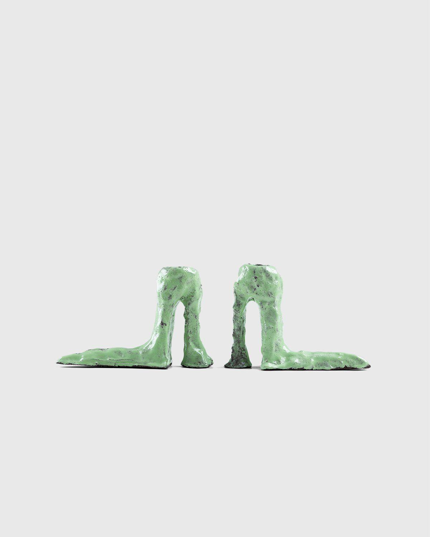 Laura Welker – Candle Holder Light Green - Image 1