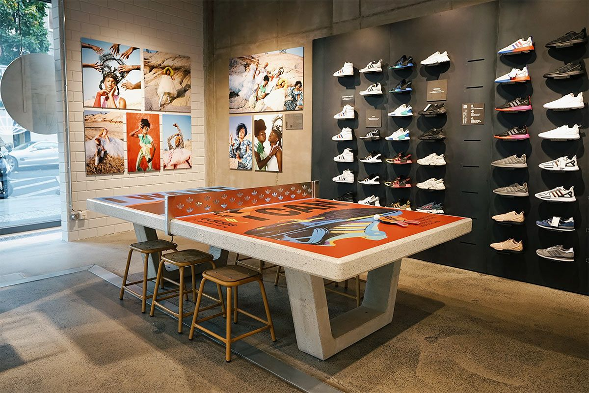 adidas Originals' Redesigned Berlin Flagship Doubles as a Gallery 27