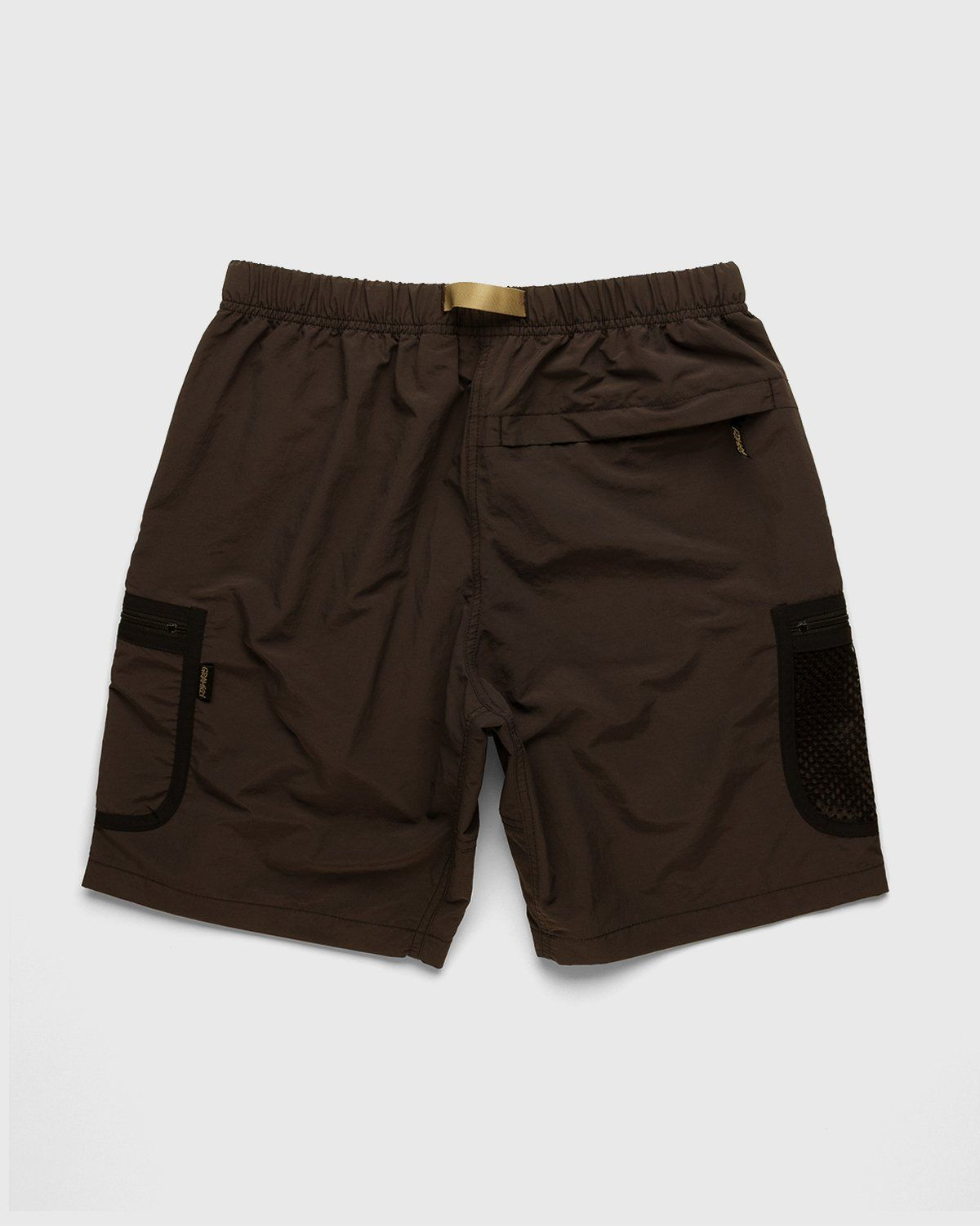 Gramicci for Highsnobiety – Shorts Brown - Image 2