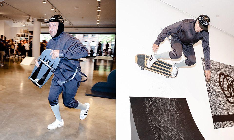 Antemano Increíble pestaña  Mark Gonzales Celebrates 20 Years With adidas Skateboarding