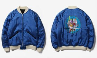Wacko Maria & Wolf's Head Give Classic Outerwear Pieces the Graphic Treatment