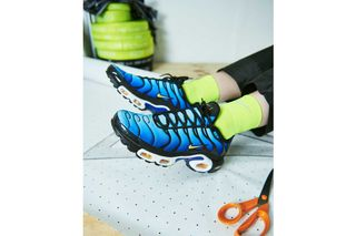 premium selection 9c653 5f408 Nike Creates Custom Air Max Plus Uniforms for Foot Locker