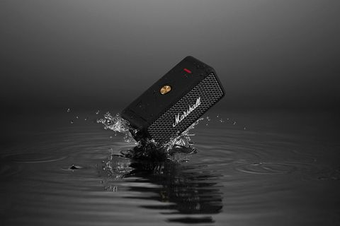 marshall waterproof speaker image