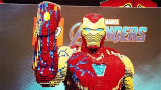 iron man lego avengers marvel