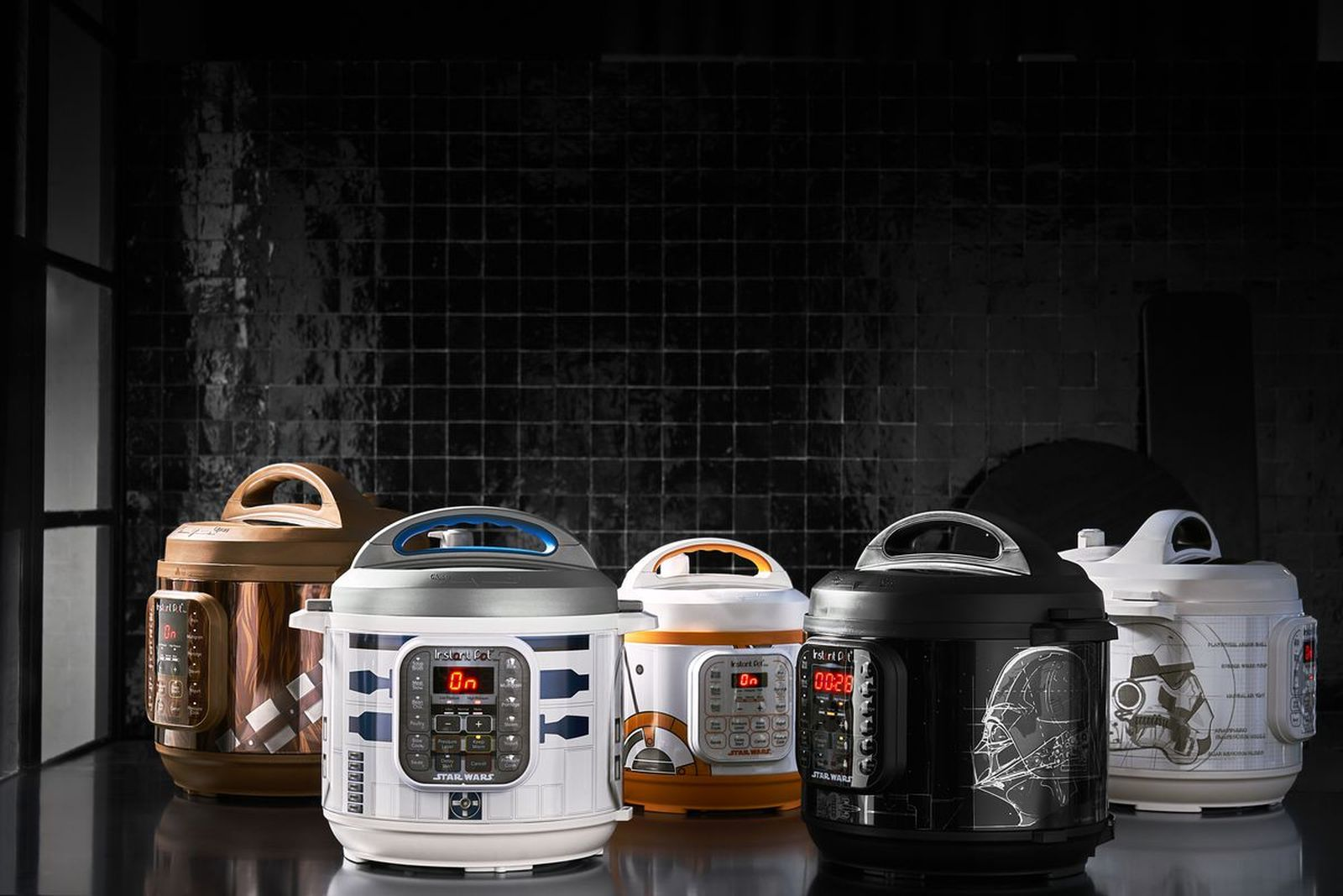 Star Wars Instant Pot