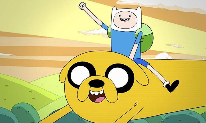 Finn Jake Adventure Time