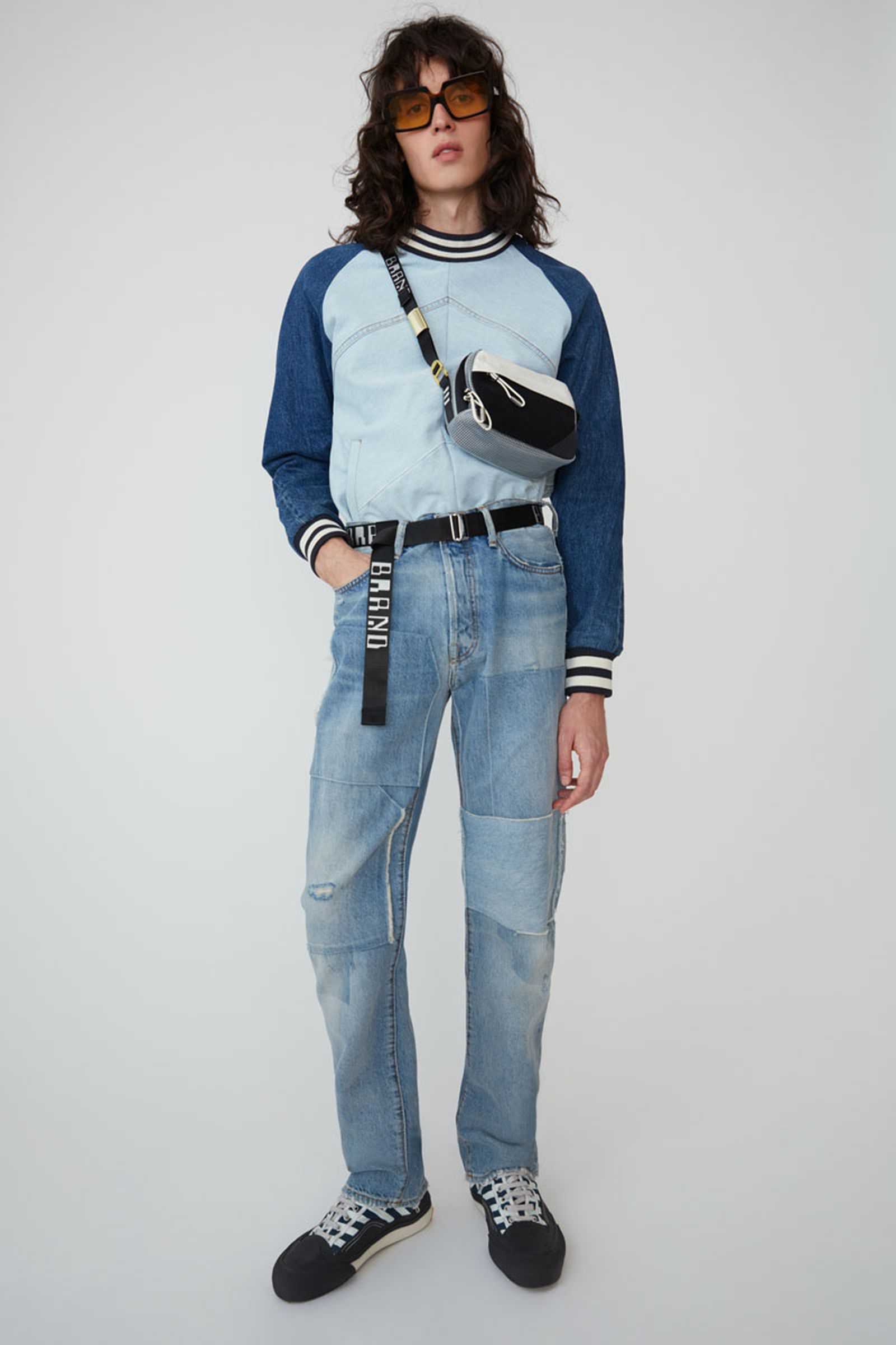 5acne studios ss19 denim collection