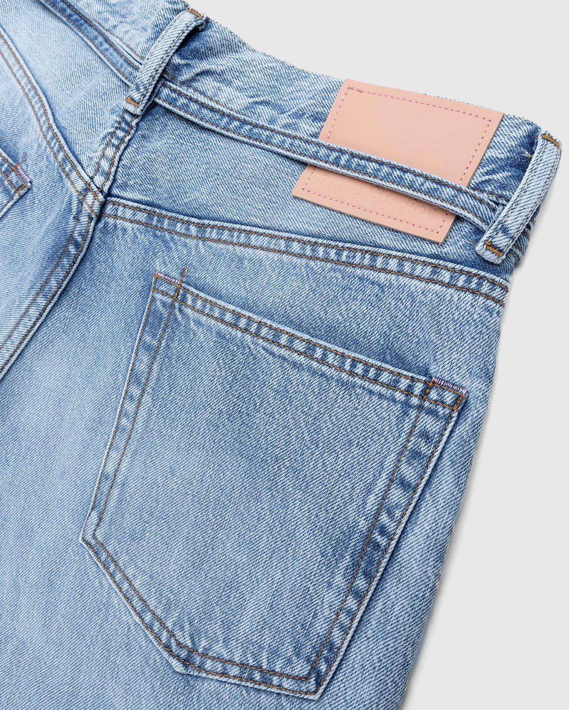 Acne Studios – Loose Fit Jeans Blue - Image 5