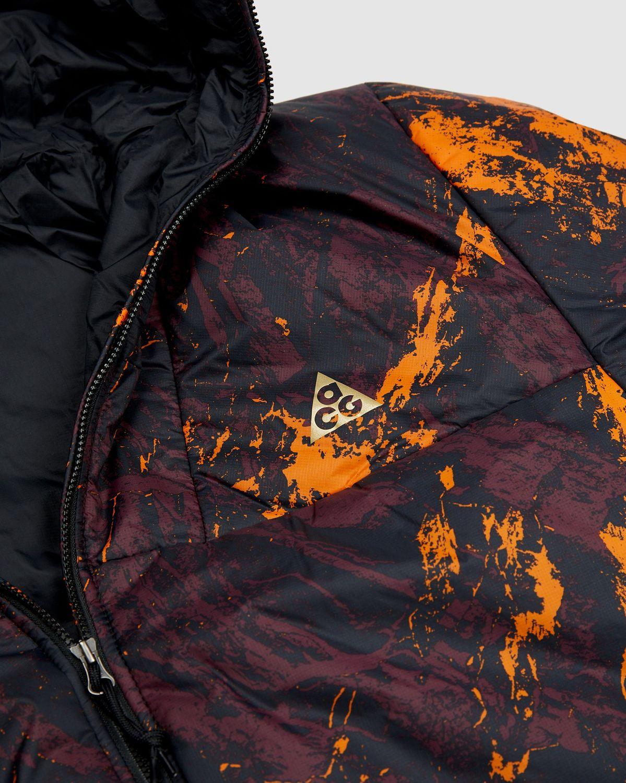 "Nike ACG ""Rope De Dope Ultra Rock"" - Burgundy - Men's Jacket - Image 3"