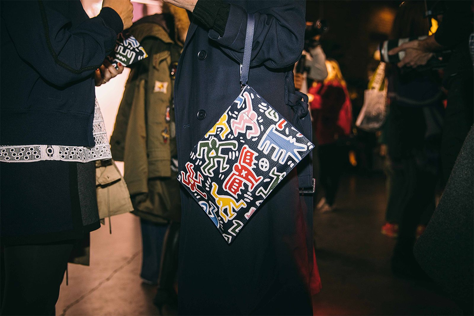 Lacoste Keith Haring keith haring foundation
