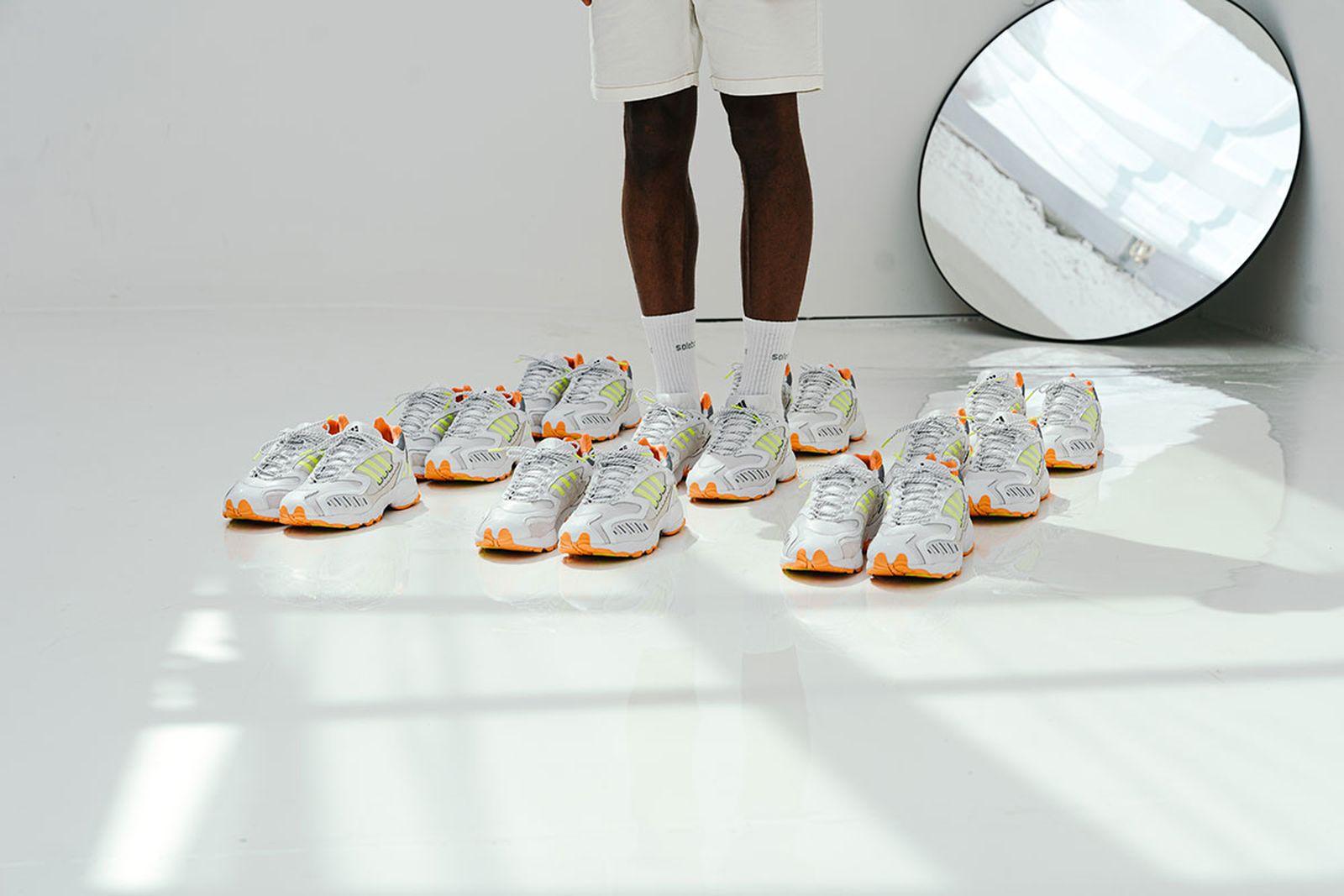 solebox x adidas consortium torsion trdc editorial shots