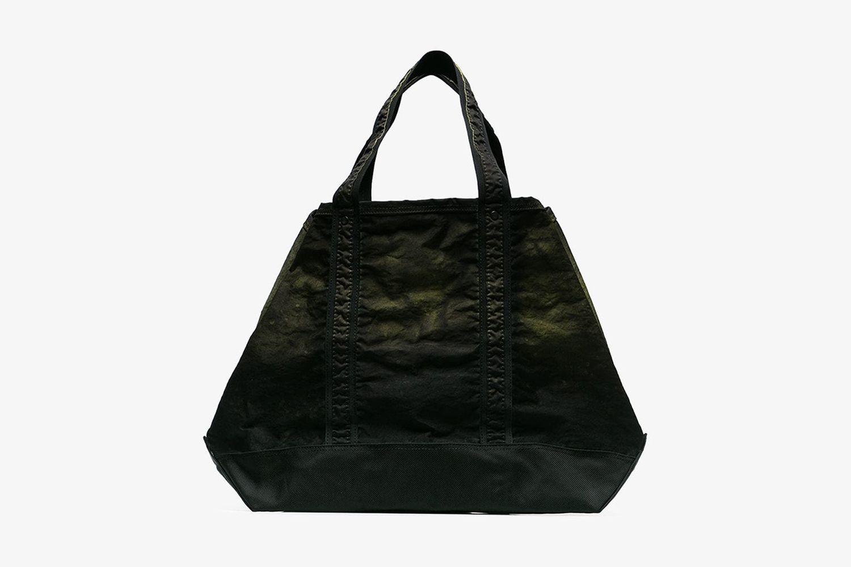 Crinkled Tote Bag