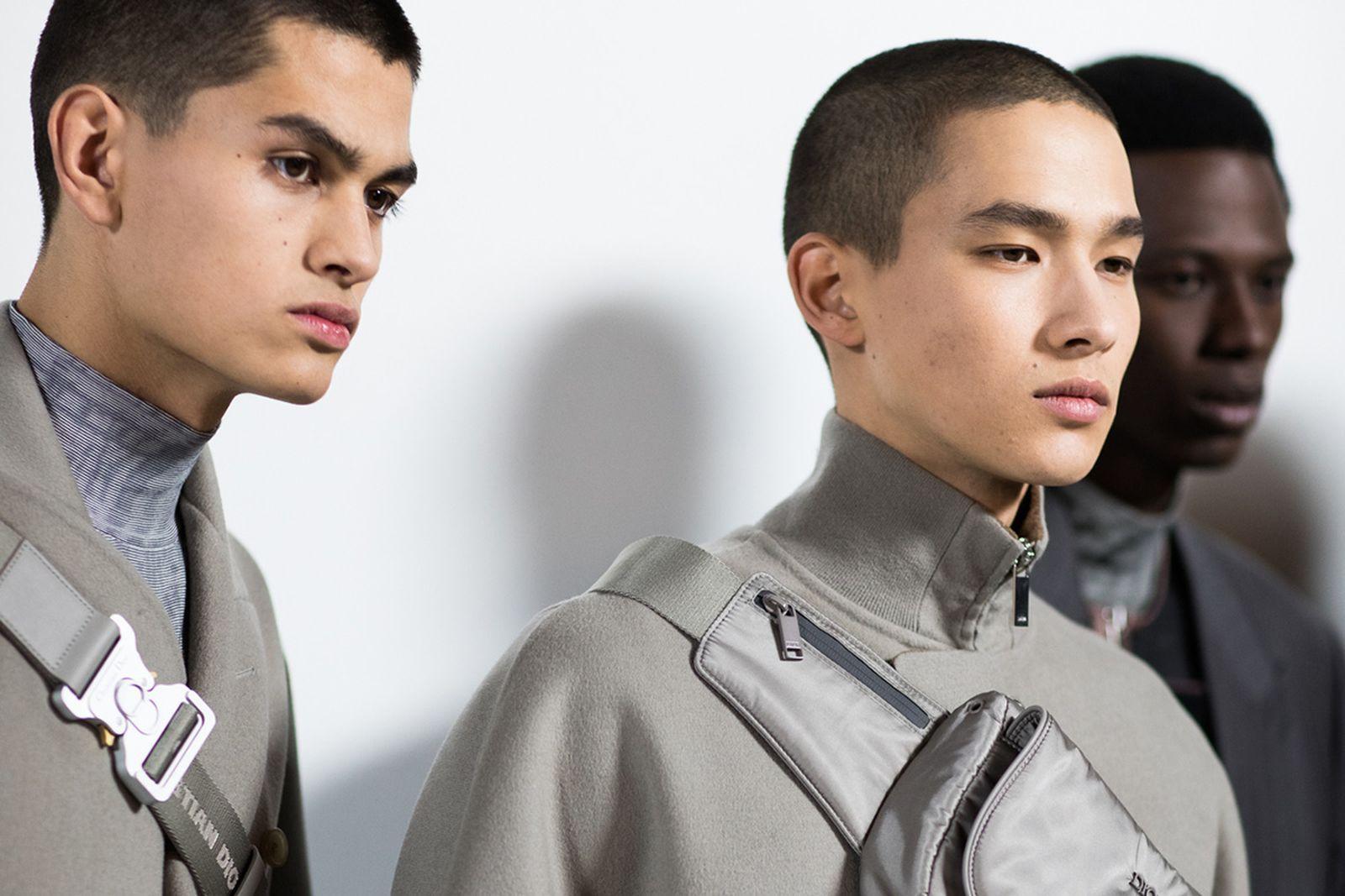 luxury streetwear brands main Fendi Heron Preston Jerry Lorenzo