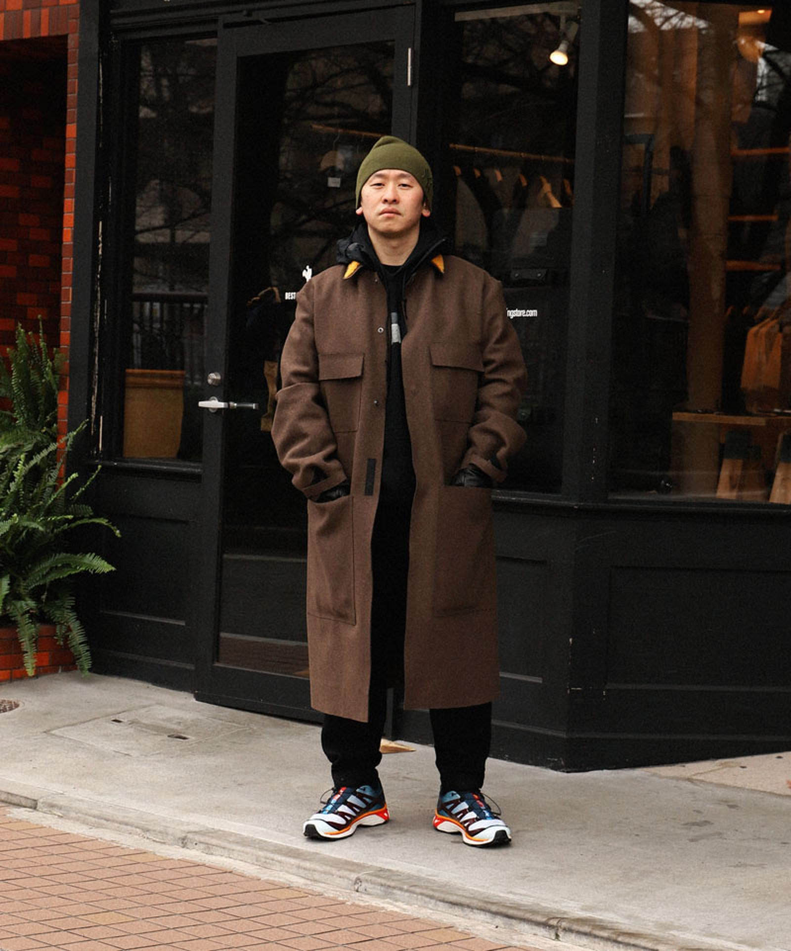 4tokyo street style february