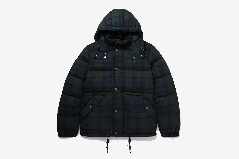 Watch Boulder Puffer Jacket
