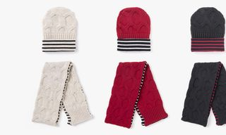 S.N.S. Herning Scarves and Caps Exclusive for Dover Street Market