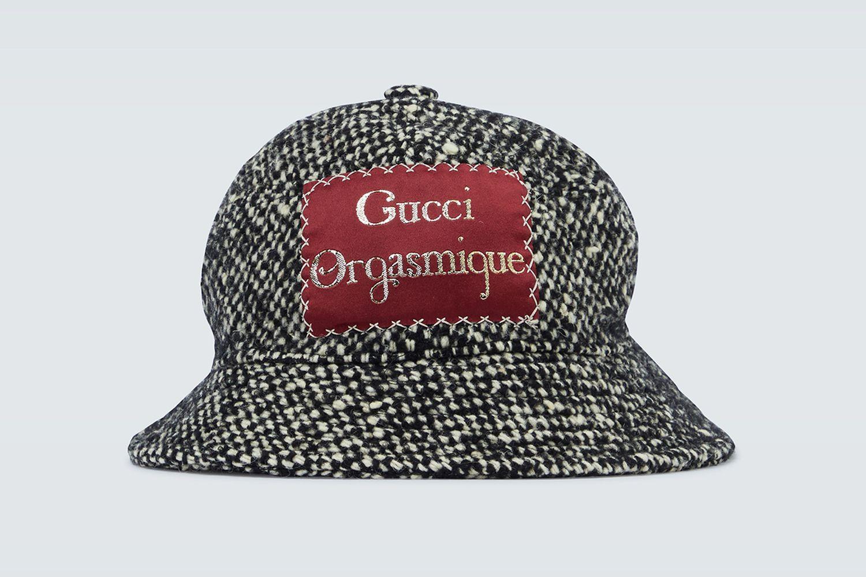 Exclusive to Mytheresa Serge Tweed Bucket Hat