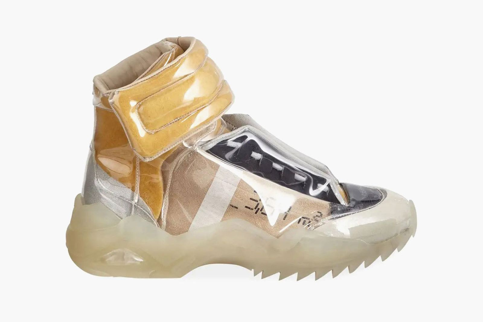 maison margiela future laminated release date price