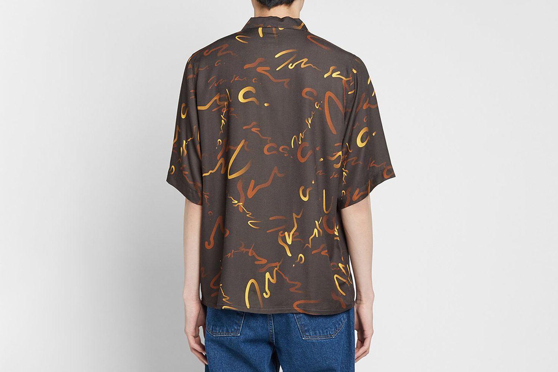 Short Sleeve Signature Shirt