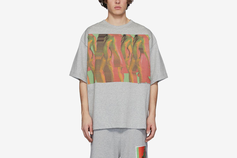 SSENSE Exclusive Print Half-Sleeve T-Shirt