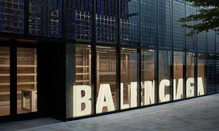 c213c504d7ca Balenciaga Is Opening a New Boutique in Paris