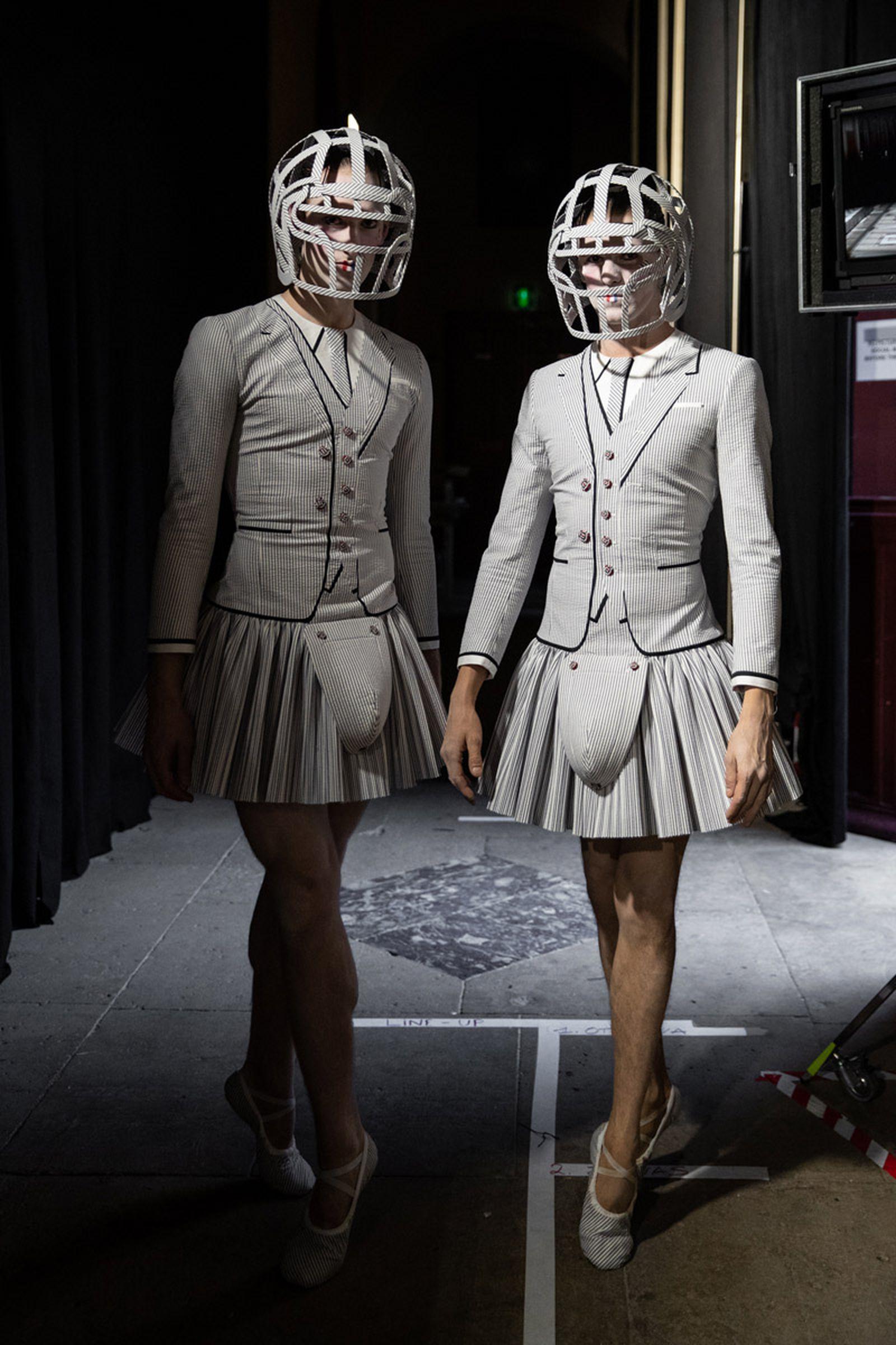 MSS20 Paris Thom Browne Eva Al Desnudo For web 18 paris fashion week runway