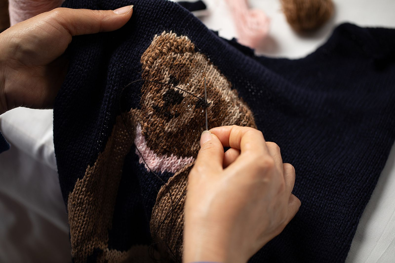 ralph lauren collegiate bear sweater 1 Polo Bear