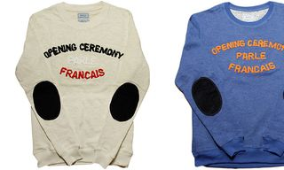 Brooklyn We Go Hard for Opening Ceremony Sweaters
