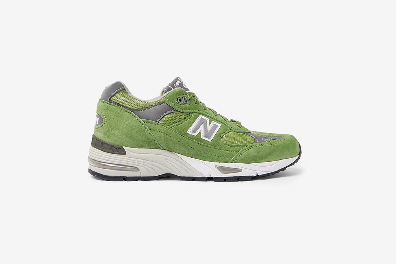 Green 991