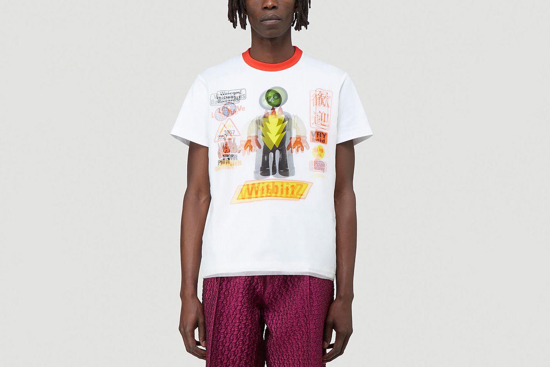 Witzblitz Double T-Shirt