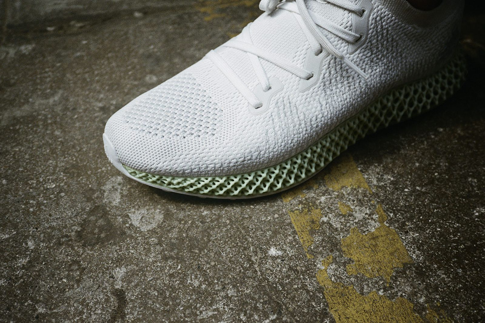 adidas alphaedge 4d white release date price official adidas futurecraft