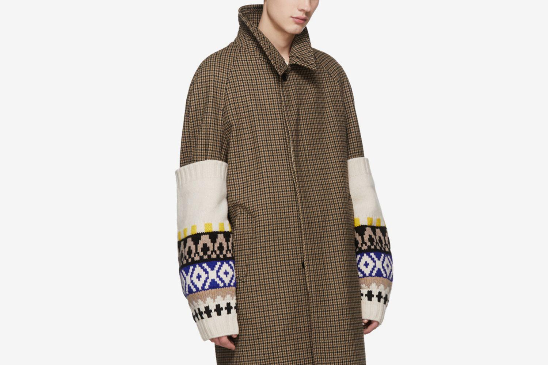 Wool Knit Sleeves