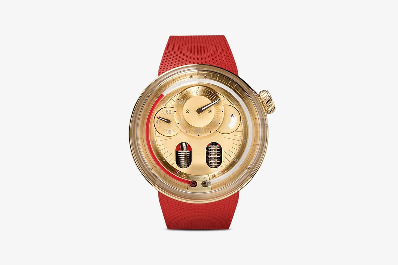 H0 Croc Watch