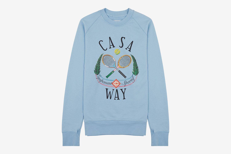 Casaway Tennis Club Sweatshirt