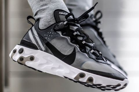 release date newest collection good service Best Sneakers on Instagram: Nike React Element 87