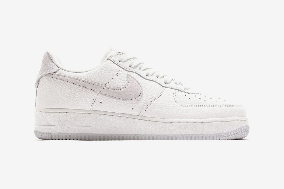Nike Air Force 1 Craft White Grey