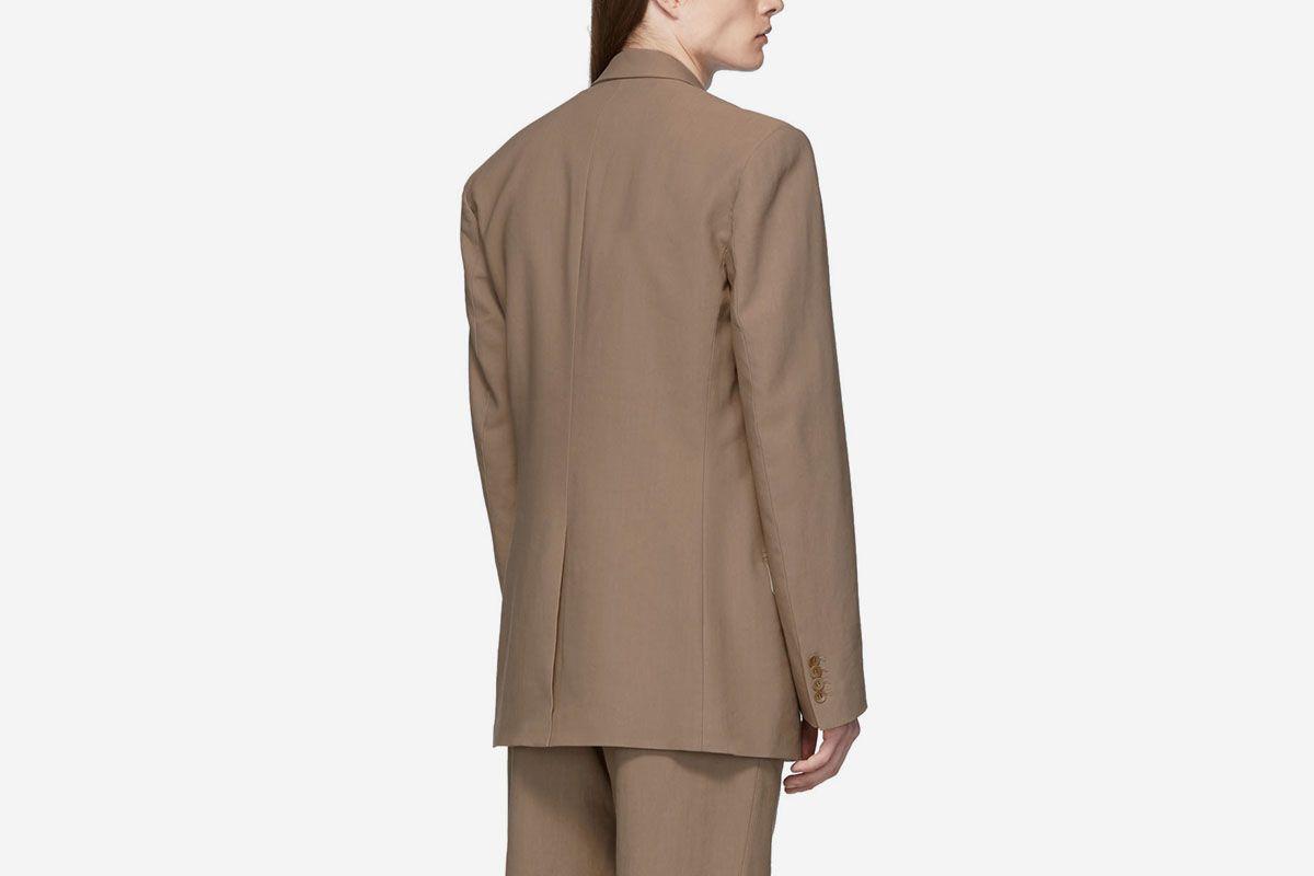 SSENSE Exclusive Long Blazer