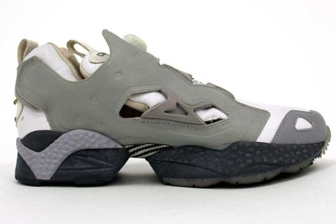 chanel reebok insta pump fury