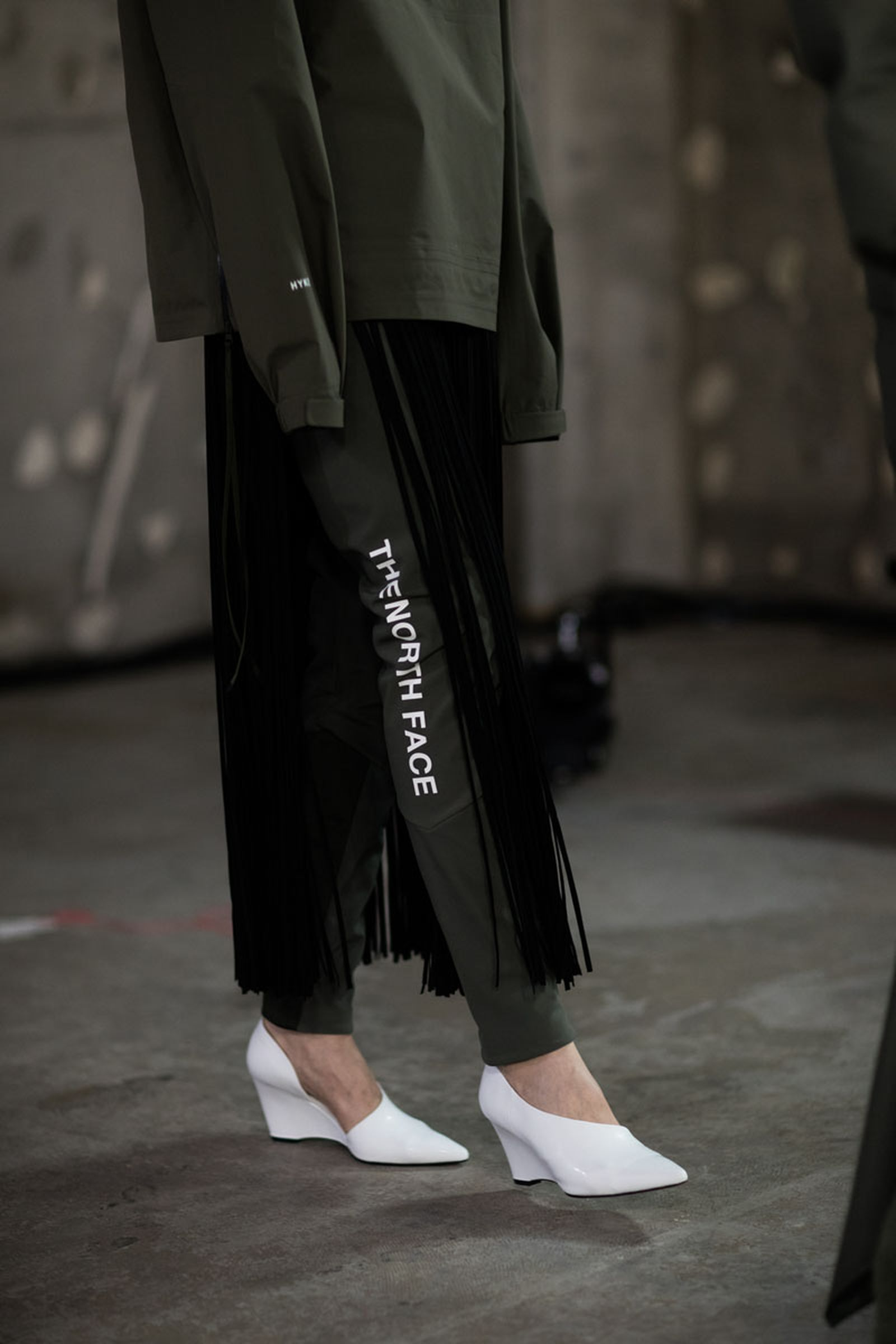 15HYKE The North Face FW19 Tokyo Fashion Week