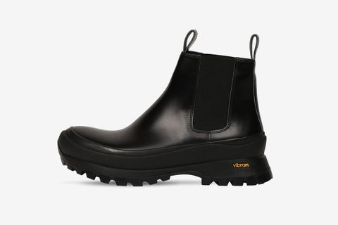 High-Top Chelsea Boots