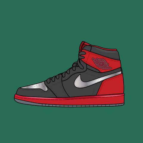 Nike Air Jordan 1 Resell Values: A Full Ranking