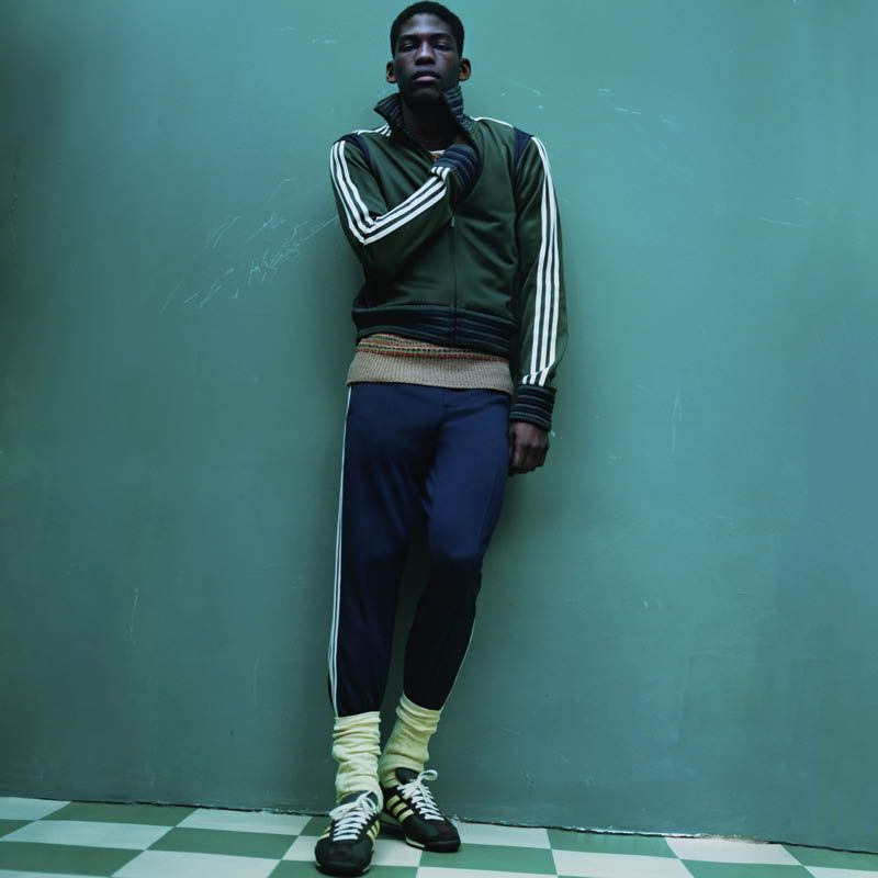 Wales Bonner's Debut adidas Originals Collection Is Spot On 14