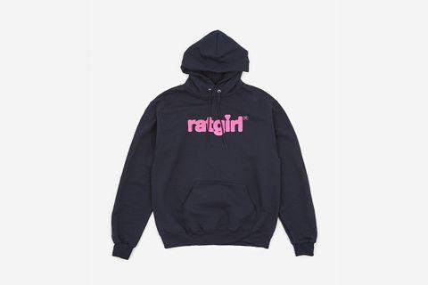 Ratgirl Heart Hooded Sweatshirt