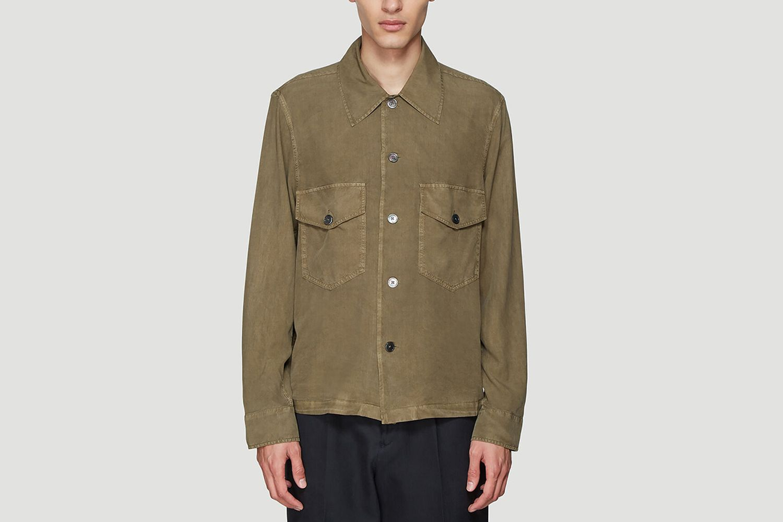 Loan Shirt Jacket