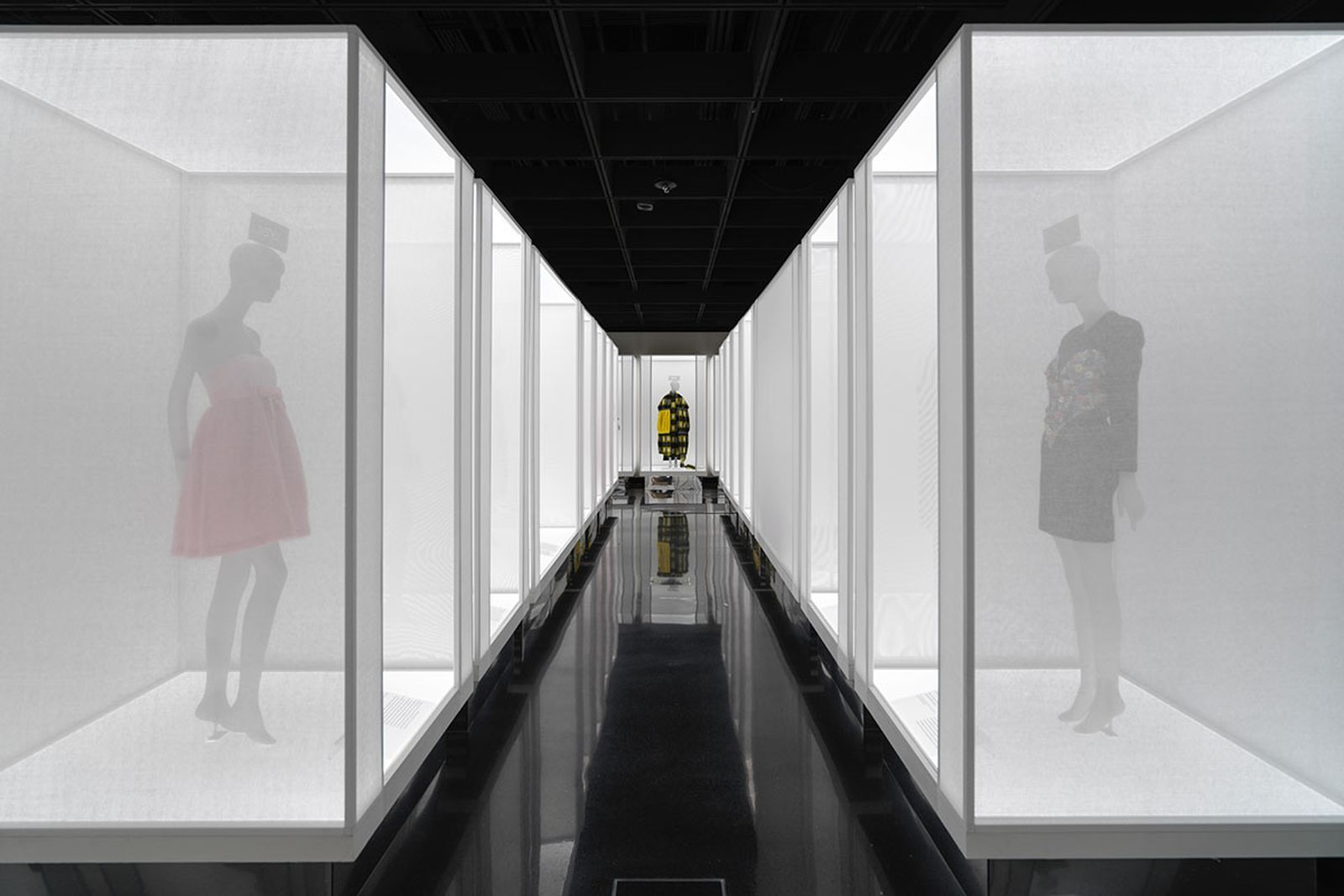 View Gallery, Wonder (left), Heat (center), Joy (right)