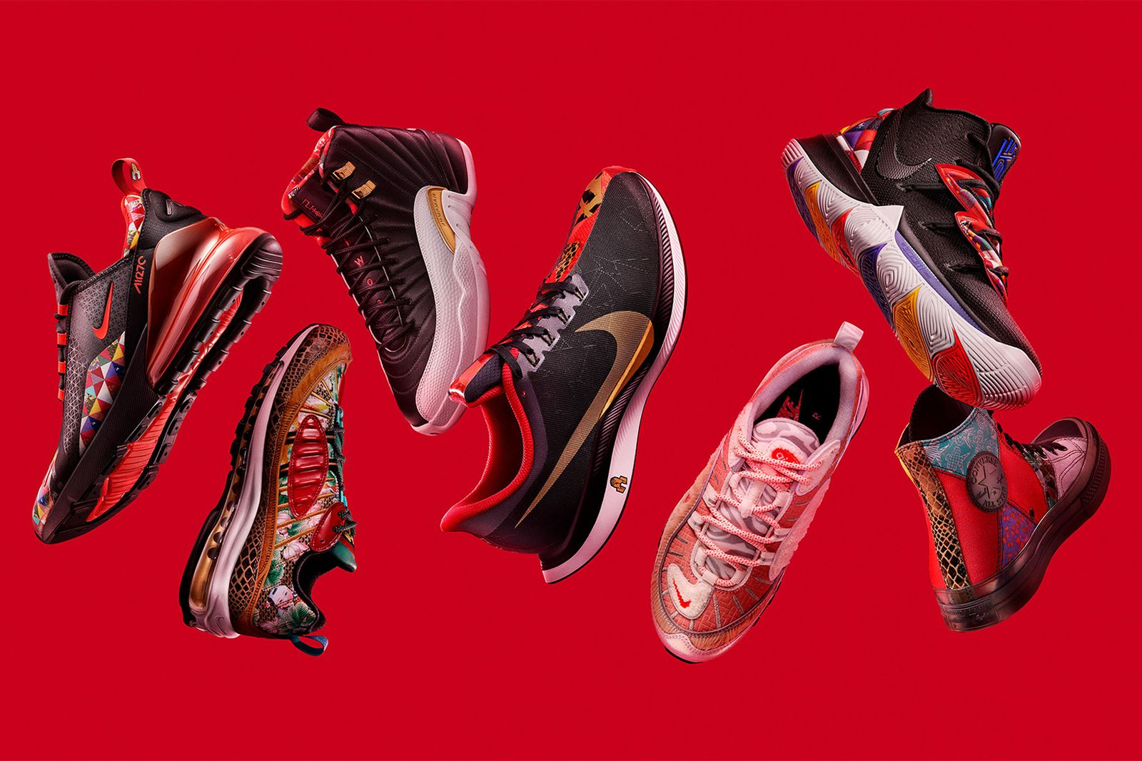 nike 2019 chinese new year collection release date price
