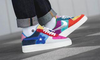 Bespoke IND Air Force 1 & More Feature in This Week's Best Instagram Sneaker Photos