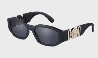 4fefaa3bb268 Versace Is Reissuing Biggie's Favorite Medusa Sunglasses