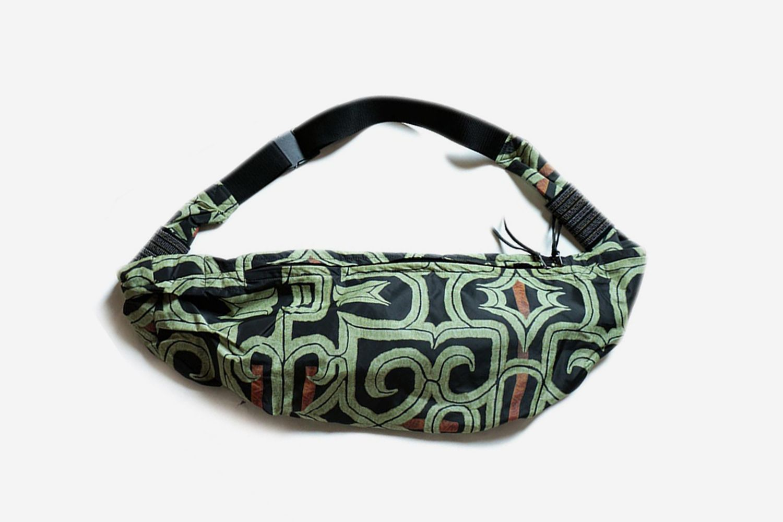 Ainu Transfer Print Snuffkin Bag