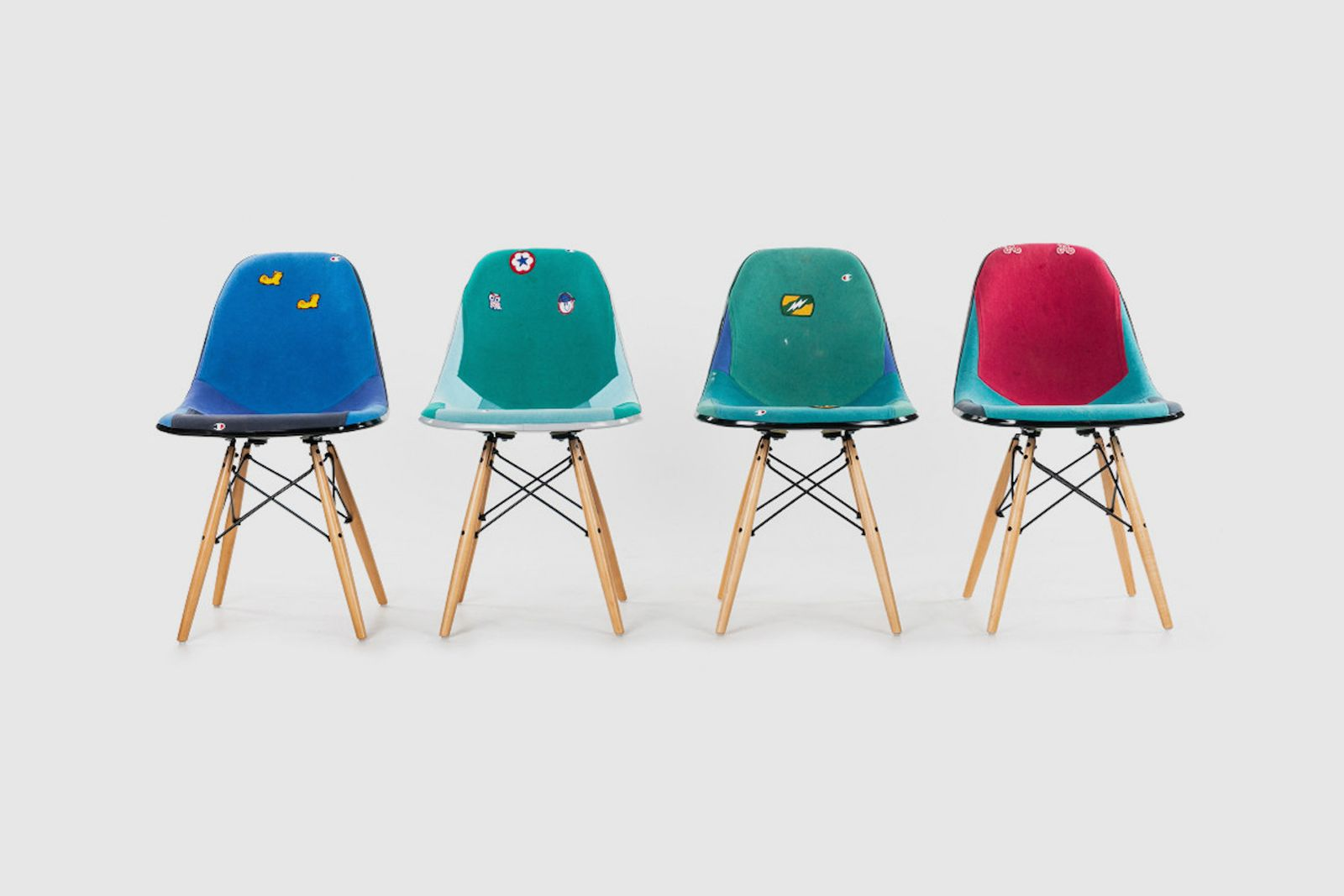 dr romanelli modernica custom champion chairs